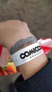 Comic Con, nous voila \o/
