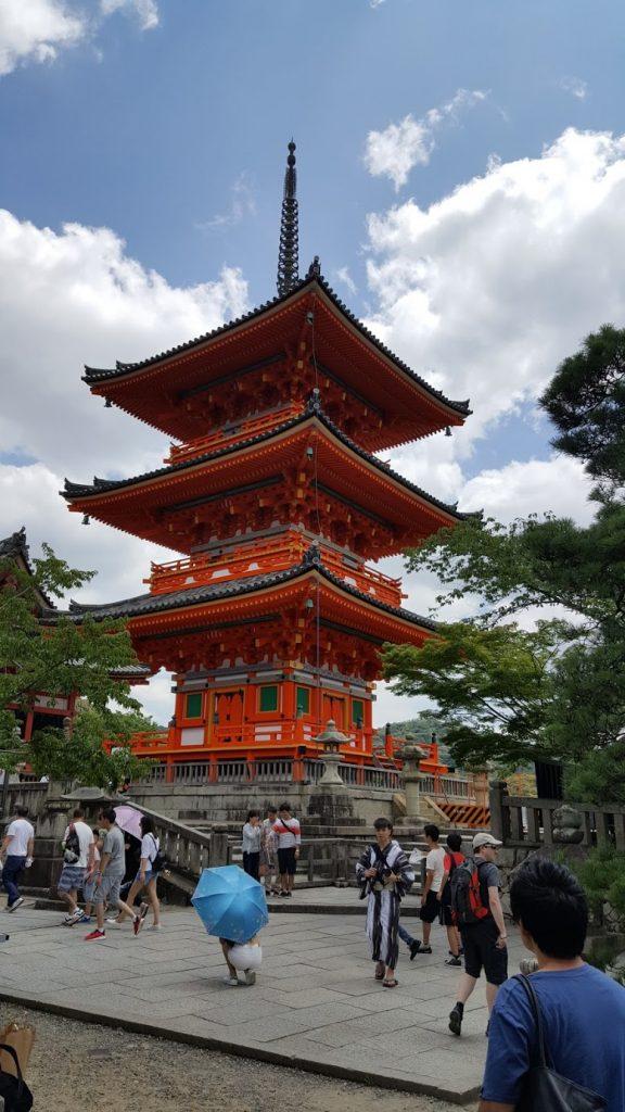Petite pagode toute délicate